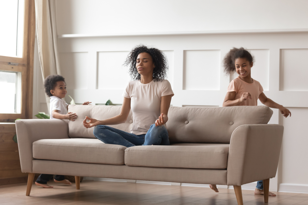 How Do I Meditate with Kids or Roommates