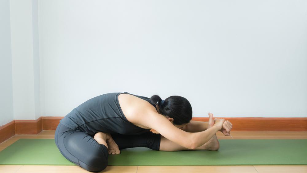 Janu Sirsasana — Head to Knee Forward Bend Pose
