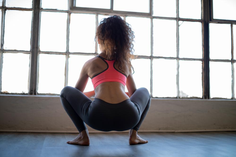 Malasana - Yoga Squat