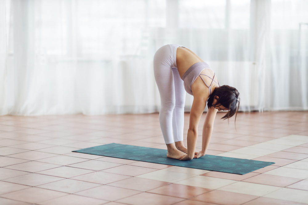 Padahastasana - Sit Up Pose