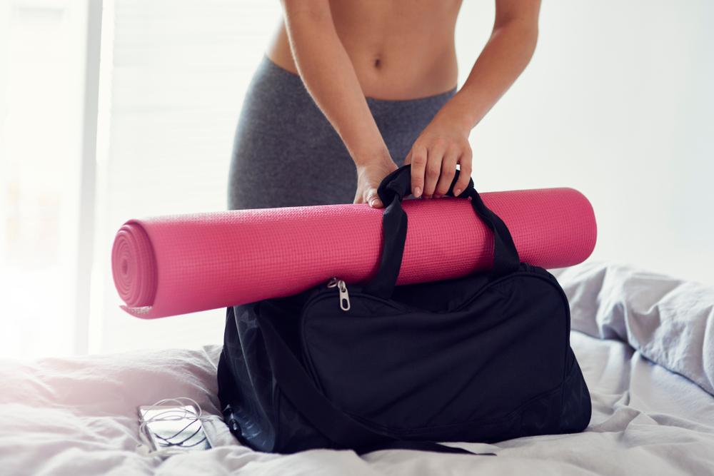Sling Yoga Bags