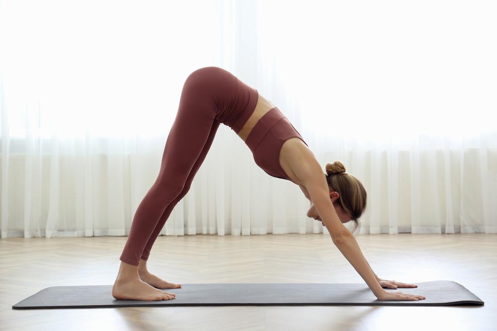 Step 7 Practice Yoga