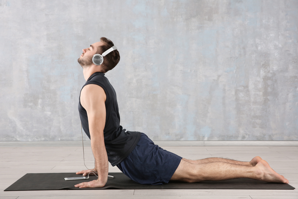 The Benefits of Listening to Music During Yoga