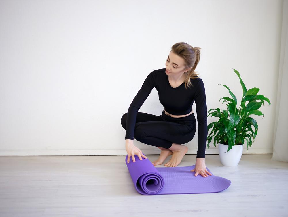 Vinyl or PVC Yoga Mats