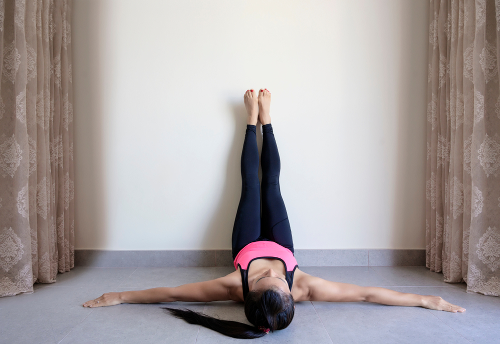 Viparita Karani - Legs Up the Wall