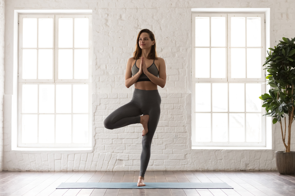Vrikshasana - Tree Pose
