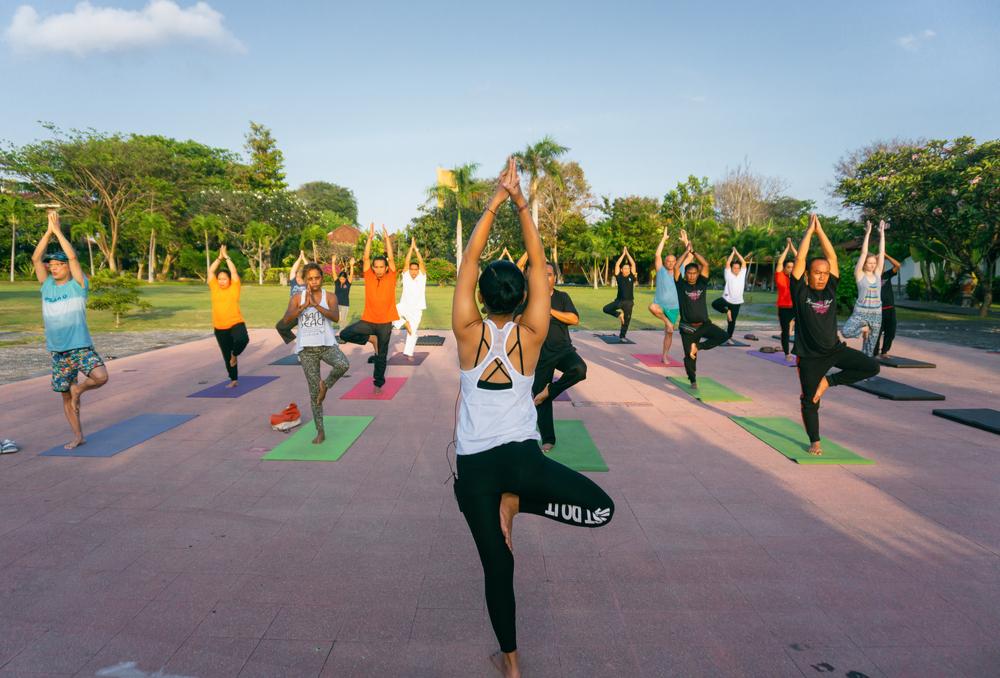 Who Can Teach or Practice Yoga