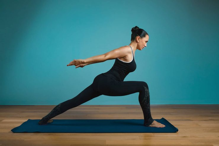 Yoga Feet Stretches to Relieve Pain